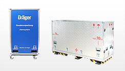 Industrie & Logistik Transportkoffer, Messzeuge-Koffer, Messgerätekoffer, Ladungsträger
