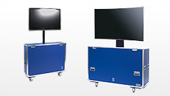 flat-pannel screen-lift cases