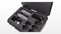 SKB Koffer, SKB Cases - 3i Serie Koffer wasserdicht mit Innenausbau nach Maß