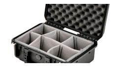 SKB Koffer, SKB Cases - 3i Serie Koffer wasserdicht mit Trennwänden