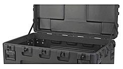 SKB Koffer, SKB Cases - 3R Serie Koffer wasserdicht, leer