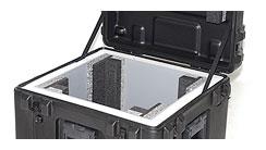 SKB Koffer, SKB Cases - 3R Serie Koffer wasserdicht mit Innenausbau nach Maß