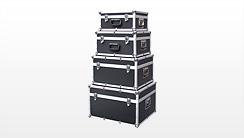 Media-Line Koffer - universelle Koffer günstig