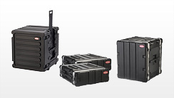 19 Zoll ABS Kunststoff Racks - SKB Cases, SKB Rack