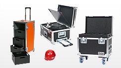 Toolcase & Tool Flightcases, Techniker-koffer, Werkzeugkoffer stabil, Werkzeugcases
