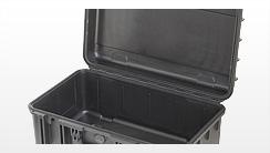 SKB Koffer, SKB Cases - 3i Serie Koffer wasserdicht, leer