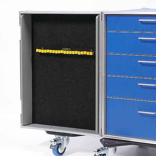 Klemmleiste für Werkzeug 08706M