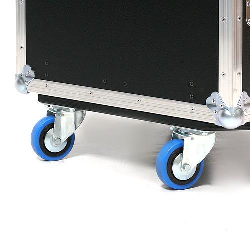 Rollenbrett mit blue-wheels ohne Bremse 11900