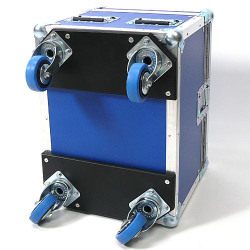 Rollenbrett mit blue-wheels ohne Bremse 13520RB