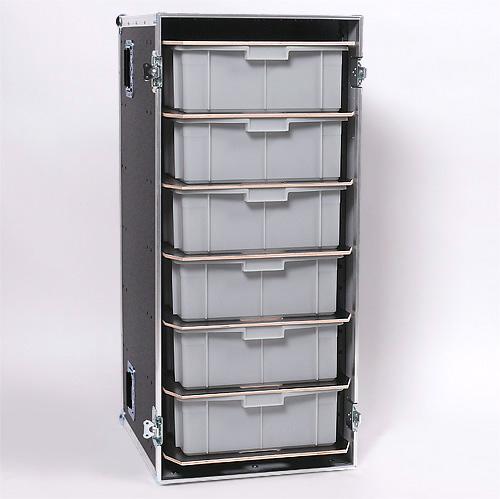 Lagerkasten Set für Sprinter Vario-Flex Rack 120 1363R120LK