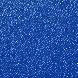 Flightcase Oberfläche in Blau (Enzianblau) RAL 5010