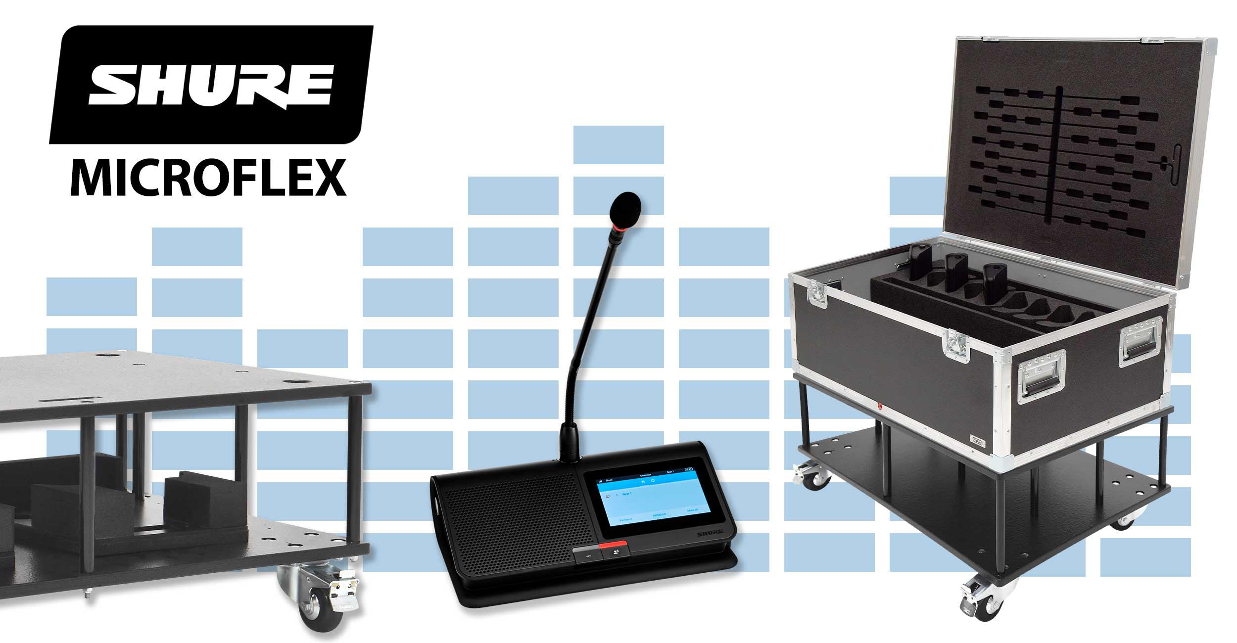 Shure Microflex MXCW Complete Wireless
